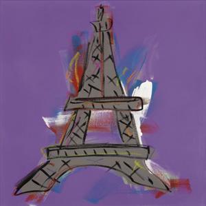 Eiffel Tower by Brian Nash