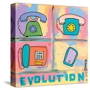 Evolution - Phone by Brian Nash