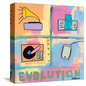 Evolution - Stereo by Brian Nash