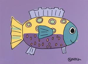 Fish III by Brian Nash