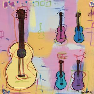 Guitar, Whoooo by Brian Nash