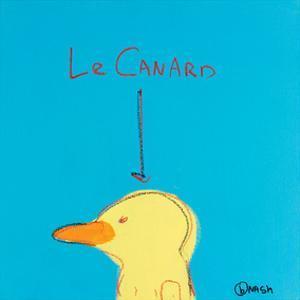 Le Canard by Brian Nash