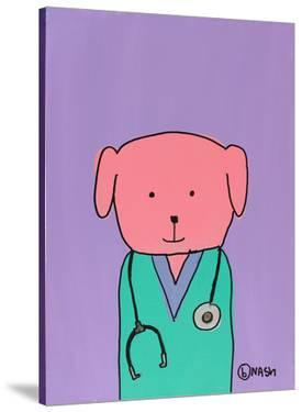Pink Dog Doc by Brian Nash