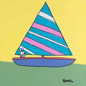 Sailboat by Brian Nash