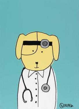 Yellow Dog Doc by Brian Nash