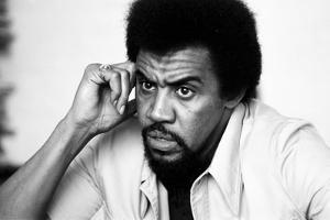 Jimmy Ruffin, London, 1974 by Brian O'Connor