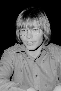 John Denver, Shepherds Bush, London, 1974 by Brian O'Connor