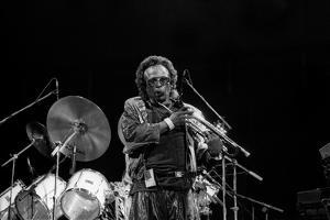 Miles Davis, Rfh, London, 1989 by Brian O'Connor