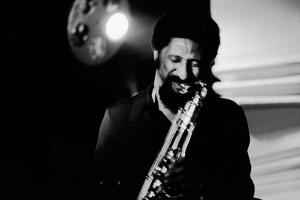 Sonny Rollins, Ronnie Scotts, 1974 by Brian O'Connor