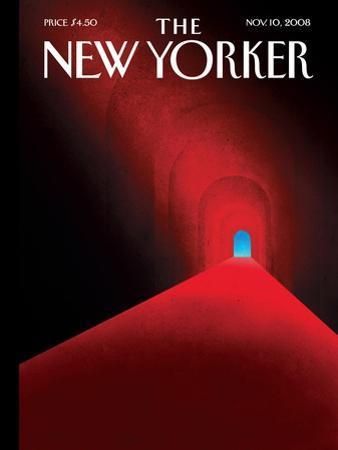The New Yorker Cover - November 10, 2008
