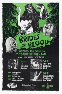 Brides of Blood, 1968