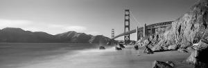 Bridge across a Sea, Golden Gate Bridge, San Francisco, California, USA