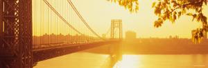 Bridge Across the River, George Washington Bridge, New York, USA