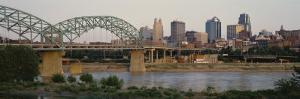Bridge Across the River, Kansas City, Missouri, USA