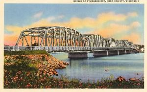 Bridge at Sturgeon Bay, Door County, Wisconsin