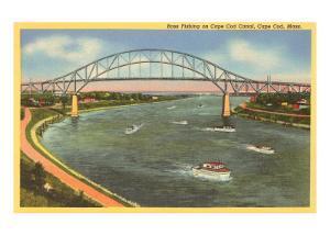 Bridge, Cape Cod, Mass.
