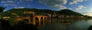 Bridge, Heidelberg, Germany