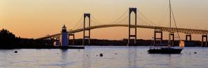 Bridge, Newport, Rhode Island, USA