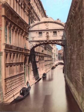 Bridge of Sighs, Venice