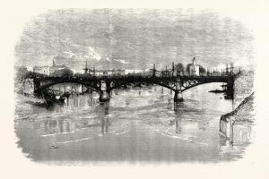 Bridge of Triana over the Guadalquivir, Seville, Spain
