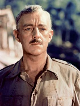 Bridge on the River Kwai, Alec Guinness, 1957