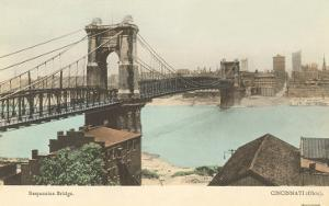 Bridge over Ohio, Cincinnati, Ohio