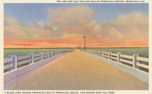 Bridge, Pensacola, Florida
