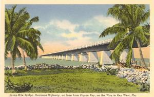 Bridge to Key West, Florida