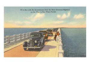 Bridge to Key West, Florida