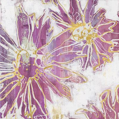 Floral Kick II - Blush