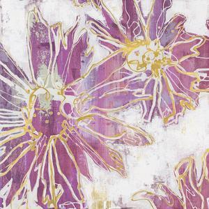 Floral Kick II - Blush by Bridges