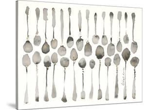 Orchestra of Spoons by Bridget Davies