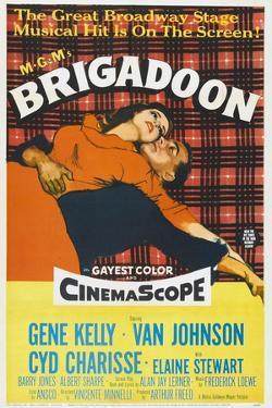 Brigadoon, 1954