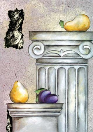 Fruits and Stones I