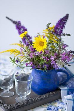 Table Decoration, Bouquet by Brigitte Protzel