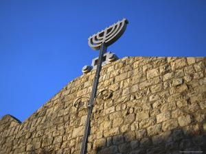 Israel: Side of a Jewish Temple by Brimberg & Coulson
