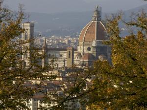 View of Duomo Santa Maria del Fiore, Florence, Italy by Brimberg & Coulson