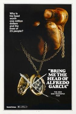 Bring Me the Head of Alfredo Garcia, 1974