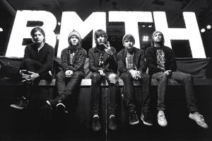 Bring Me the Horizon BMTH Music Poster Print