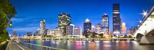 Southbank Boardwalk by Brisbane Architectual and Landscape Photographer
