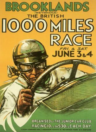 British 1000 Grand Prix Racing