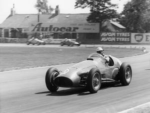 British Grand Prix, Aintree, Liverpool, 1955