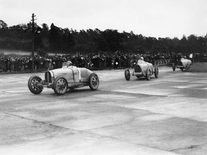 British Grand Prix, Brooklands, Surrey, 1927