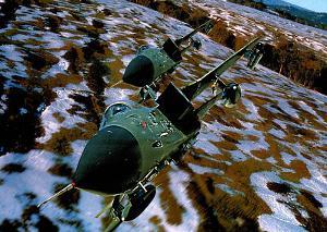 British Panavia Tornato ECR