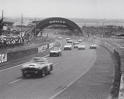 British Win Le Mans IV by British Pathe Collection
