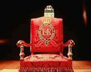 Coronation Throne, 1953 by British Pathe
