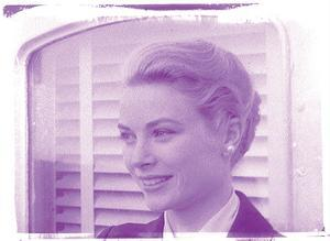 Grace Kelly X In Colour by British Pathe