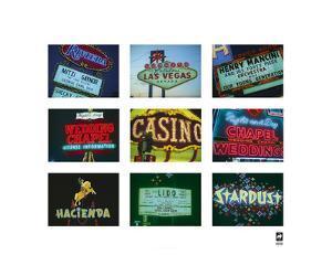 Las Vegas In Lights by British Pathe