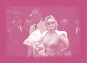 Marilyn Monroe IX In Colour by British Pathe