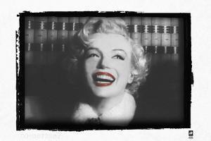 Marilyn Monroe Nostalgia II by British Pathe